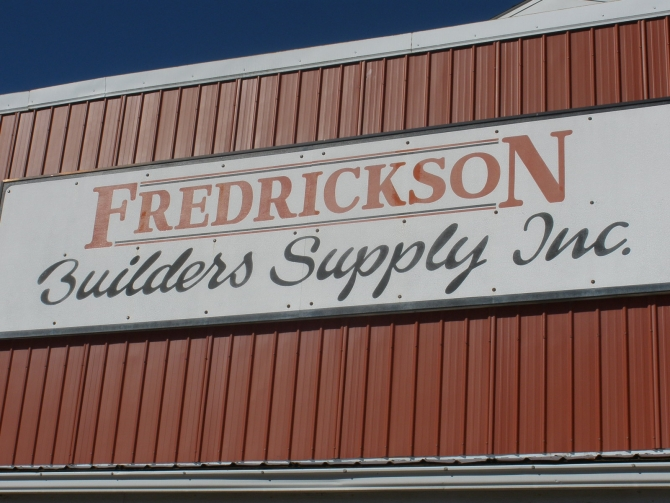 Fredrickson Builders Supply