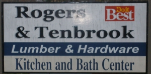 Rogers and Tenbrook